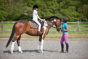 Conocé todo Clases de equitación para niños y niñas
