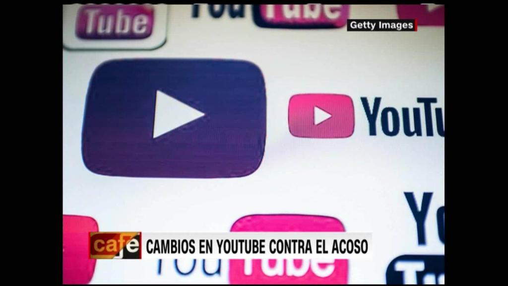 Youtube lanza nuevas políticas contra el acoso