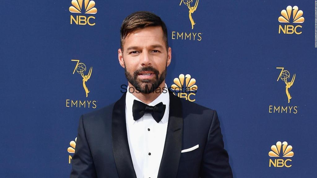 Ricky Martin, ¿ transformado por el coronavirus ?